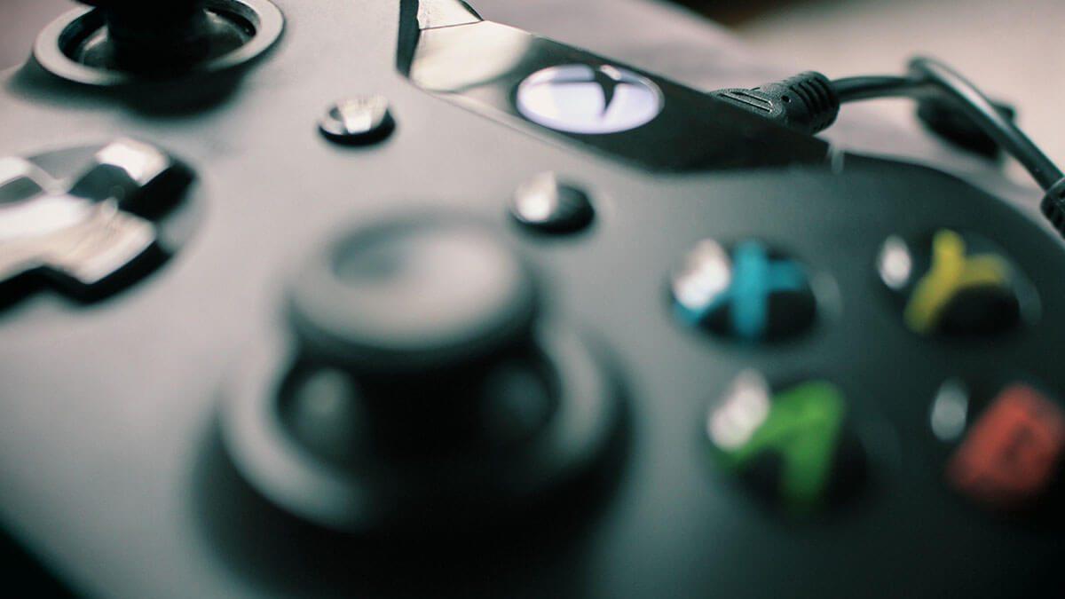 Mistério por trás do controle do Xbox