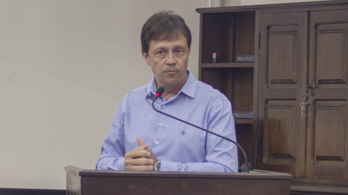 Paulinho Gabrielli propõe mudança no fornecimento de energia na zona rural da cidade