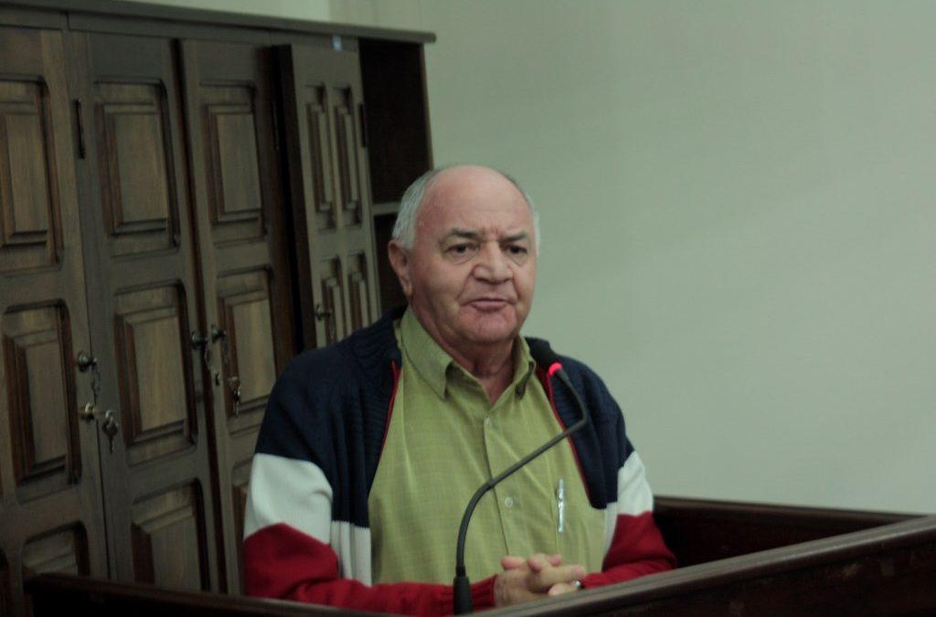 Ricci sugere implantação de terapia baseada na capoeira