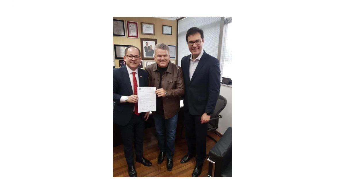 Deputado Federal Cezinha de Madeireira  envia meio milhão de reais para Descalvado