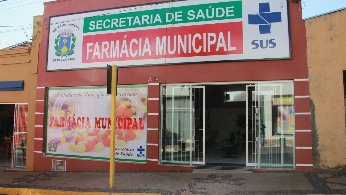 Farmácia municipal realiza entrega de medicamentos de alto custo e uso contínuo em domicílio
