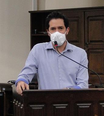 Luisinho quer prestação de contas sobre as emendas impositivas de 2020