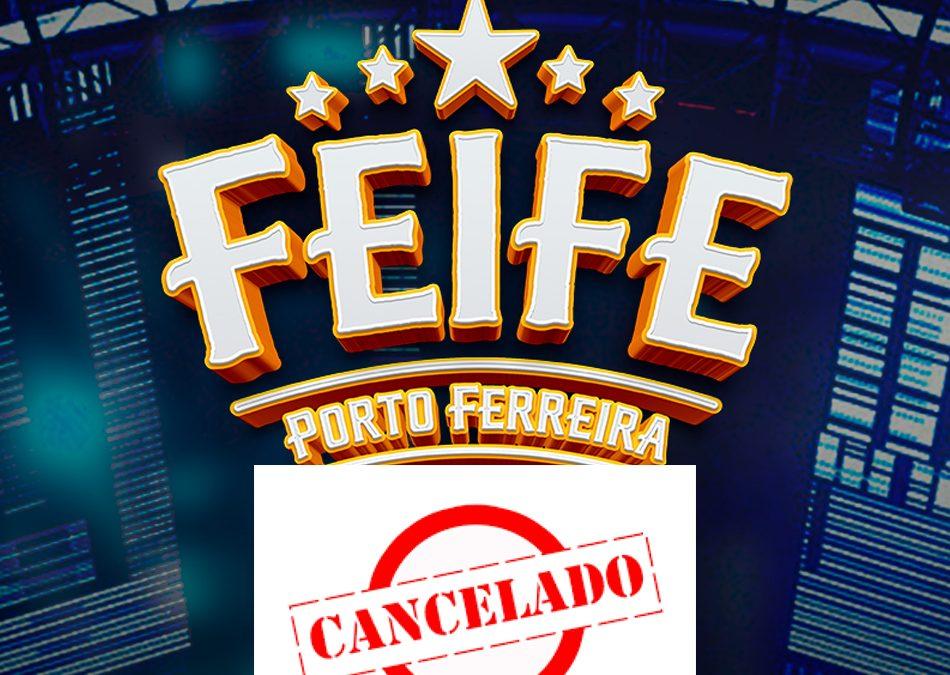 Prefeito Rômulo Rippa cancela a Feife 2020