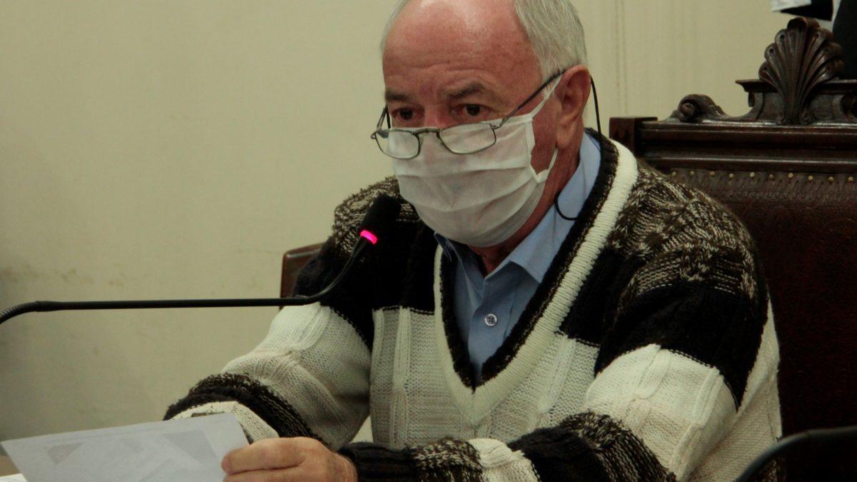 Ricci quer controle de temperatura e uso obrigatório de máscaras na rodoviária