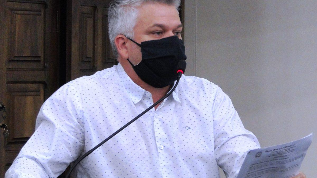 Pastor Adilson pede implantação da Guarda Municipal