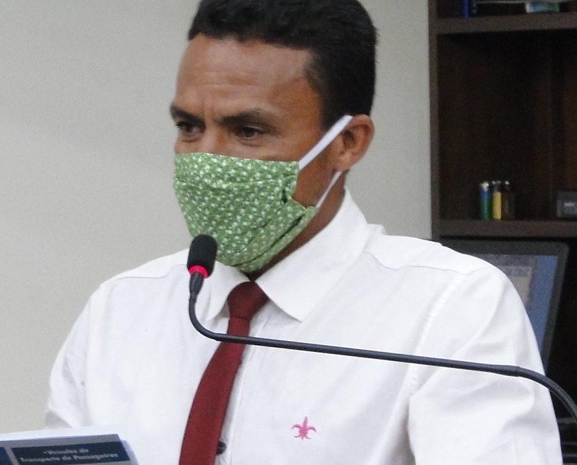 Ninja pede redutor de velocidade para os bairros Tamanduá e Jardim Albertina