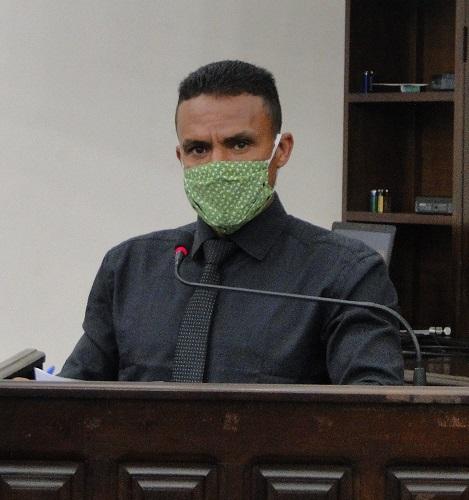 Ninja sugere a substituição das bombas de água das Represas Calmon e Rosário