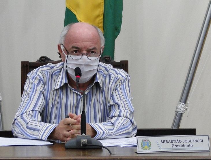 Ricci pede divulgação de Portaria sobre recontratação de funcionários durante a pandemia