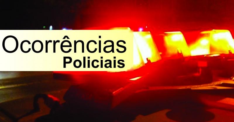 POLICIAIS MILITARES DO RADIOPATRULHAMENTO SURPREENDEM HOMEM COM DROGAS NO JARDIM COLONIAL