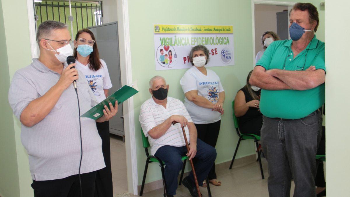 VIGILANCIA EPIDEMIOLÓGICA EM NOVO ENDEREÇO