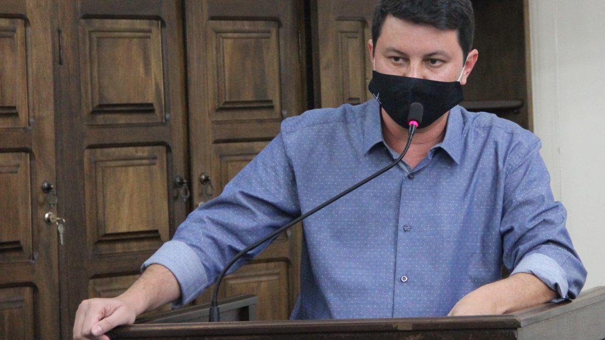 Diego da Global pede instalação de bomba de oxigenação no Lago