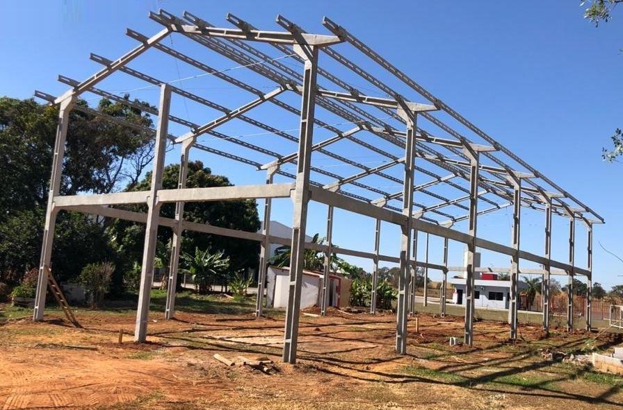 Novo laboratório inicia obras de instalação na cidade