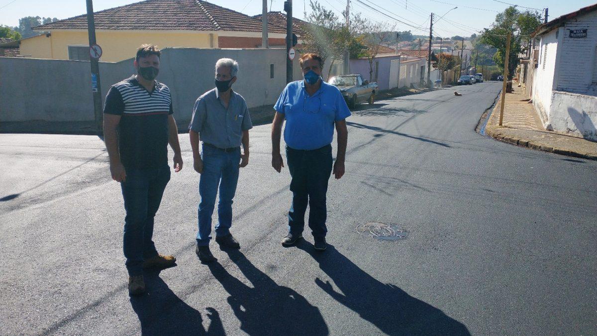 PROGRAMA ASFALTO NOVO: Recapeamento de ruas da região do Cedesc foi concluído