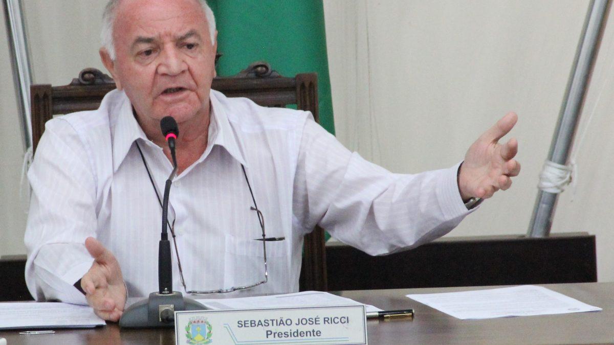 Ricci propõe incentivo à doação de sangue