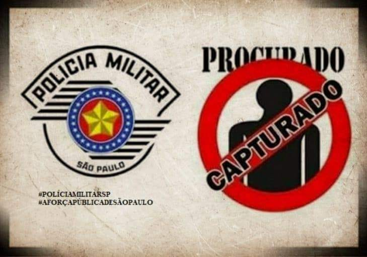 Região: POLICIAIS MILITARES DE SANTA RITA DO PASSA QUATRO PRENDEM PROCURADO PELA JUSTIÇA DURANTE OPERAÇÃO NO CENTRO DA CIDADE
