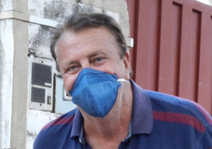 Por precaução, prefeito Becão é internado para tratamento da Covid-19