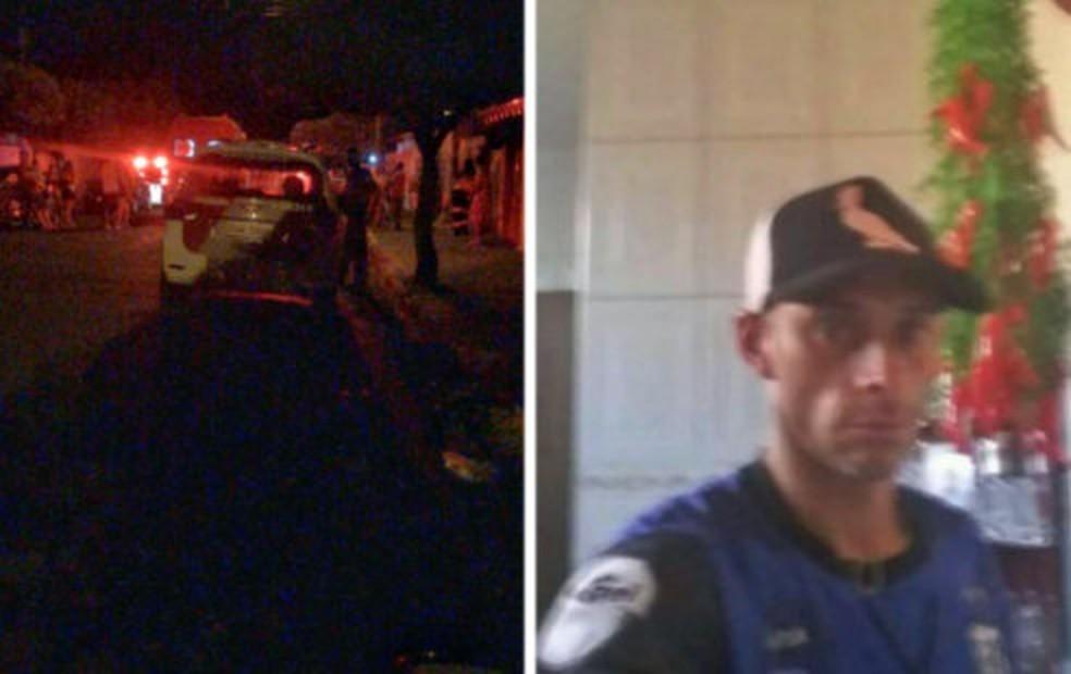 REGIÃO: Homem é morto a tiros no portão de casa em Santa Rita do Passa Quatro