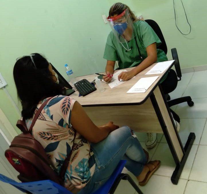 """""""Gripário"""" do Pronto Socorro passa a contar com médico 24h"""