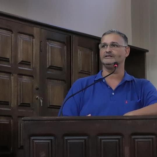 Secretário de Saúde está internado em São Carlos