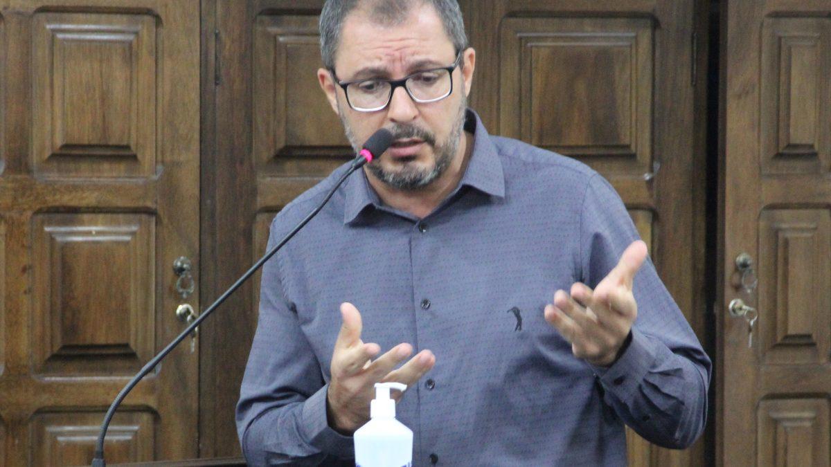 Marcelo Figueiredo sugere cronograma para coleta de inservíveis