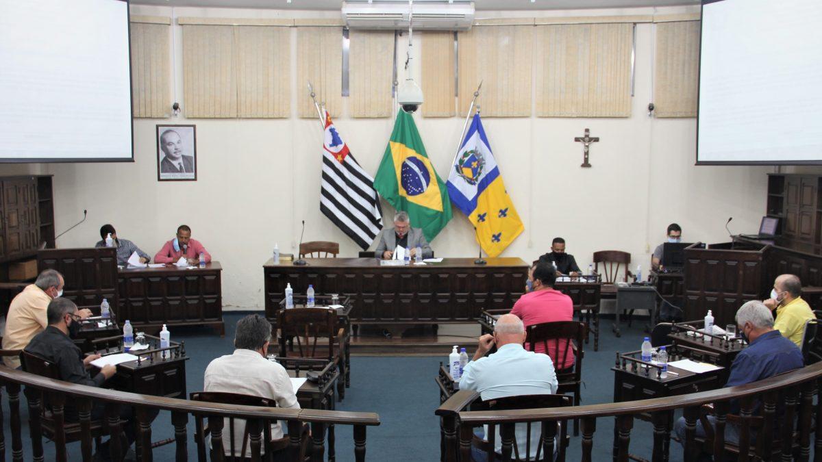 Câmara inicia nova legislatura em 1º de fevereiro