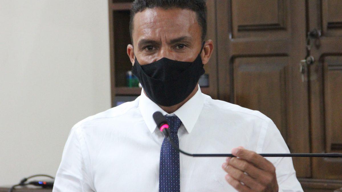Ninja defende 'adoção' da Praça do Cerra pela Associação de Moradores