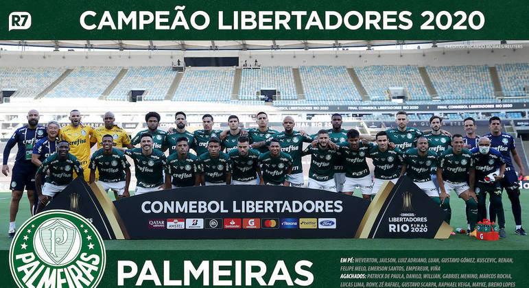 Mundial de Clubes: Palmeiras viaja para o Qatar com 28 atletas veja lista completa