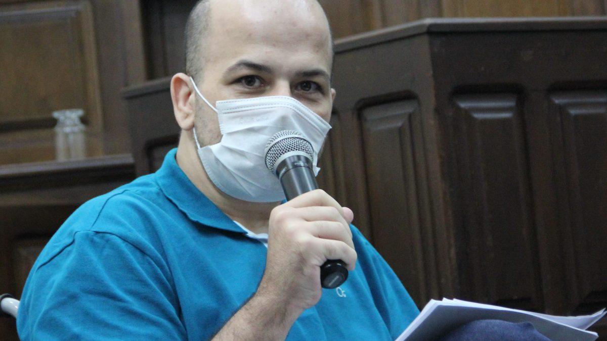 Daniel Bertini repudia o DETRAN pelo atendimento aos cidadãos na pandemia