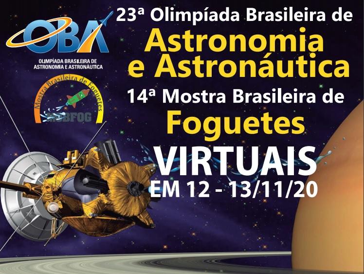 Estudantes descalvadenses são medalhas de ouro na 23ª Olimpíada Brasileira de Astronomia e Astronáutica