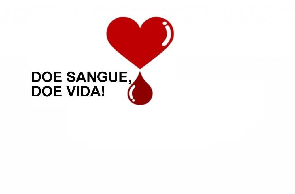 Banco de Sangue da Santa Casa de São Carlos precisa com urgência de doações de A e O positivos