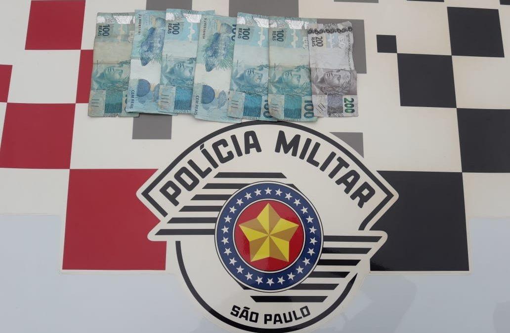 POLICIAIS MILITARES DE DESCALVADO PRENDEM MULHERES QUE ROUBARAM IDOSO