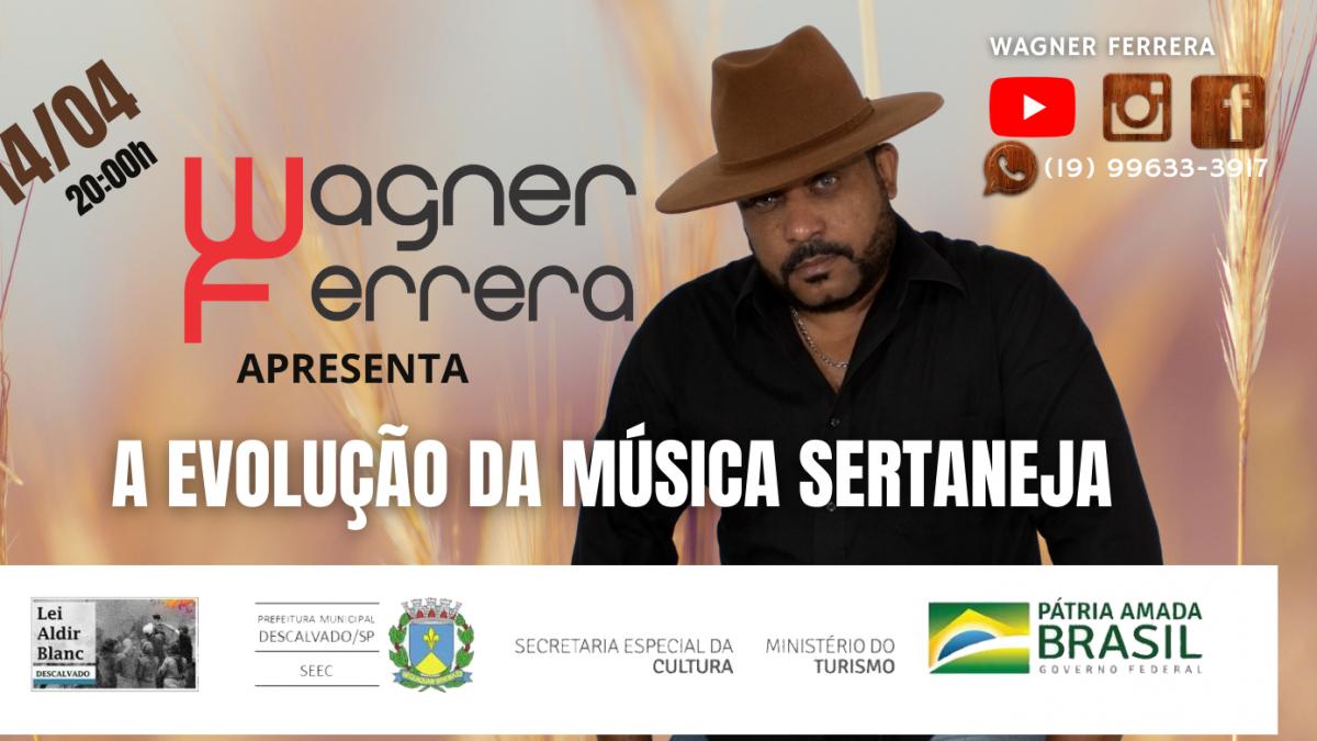 Lei Aldir Blanc: O projeto A evolução da música sertaneja