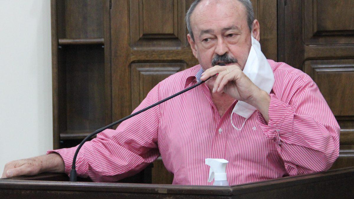 Pinho defende testagem em massa contra a covid-19