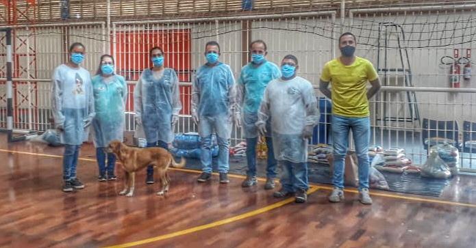 CONEXÃO SOLIDÁRIA: Campanha arrecada pouco mais de 1,6 tonelada de alimentos durante ação em Descalvado