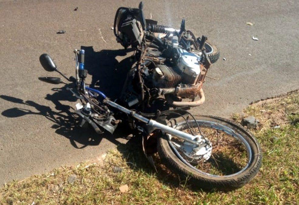 Região: Motociclista morre em Porto Ferreira após colisão frontal na SP-215