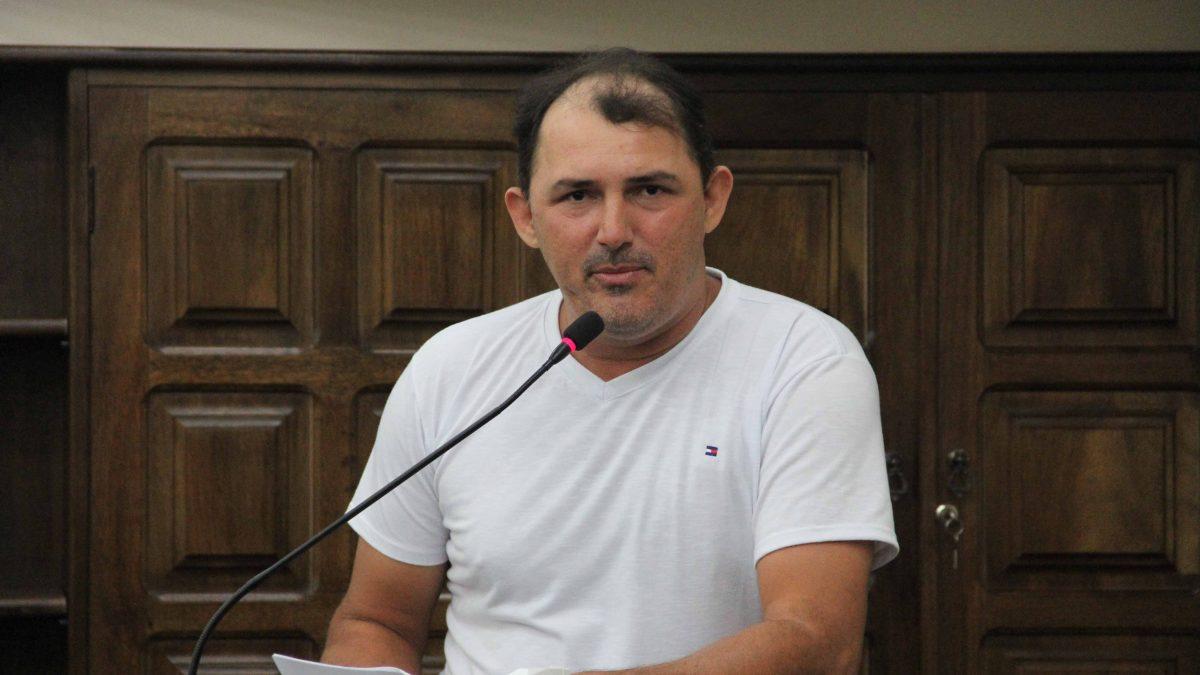 Vereador Jacaúna indica a construção de calçadas na Rua Hugo Pereira de Abreu