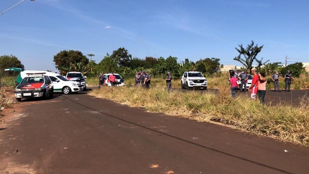 REGIÃO: Jovem morre após ser baleado por policial durante tentativa de assalto