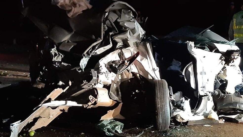 Motorista envolvido em acidente em São Carlos com 9 veículos é preso por embriaguez ao volante