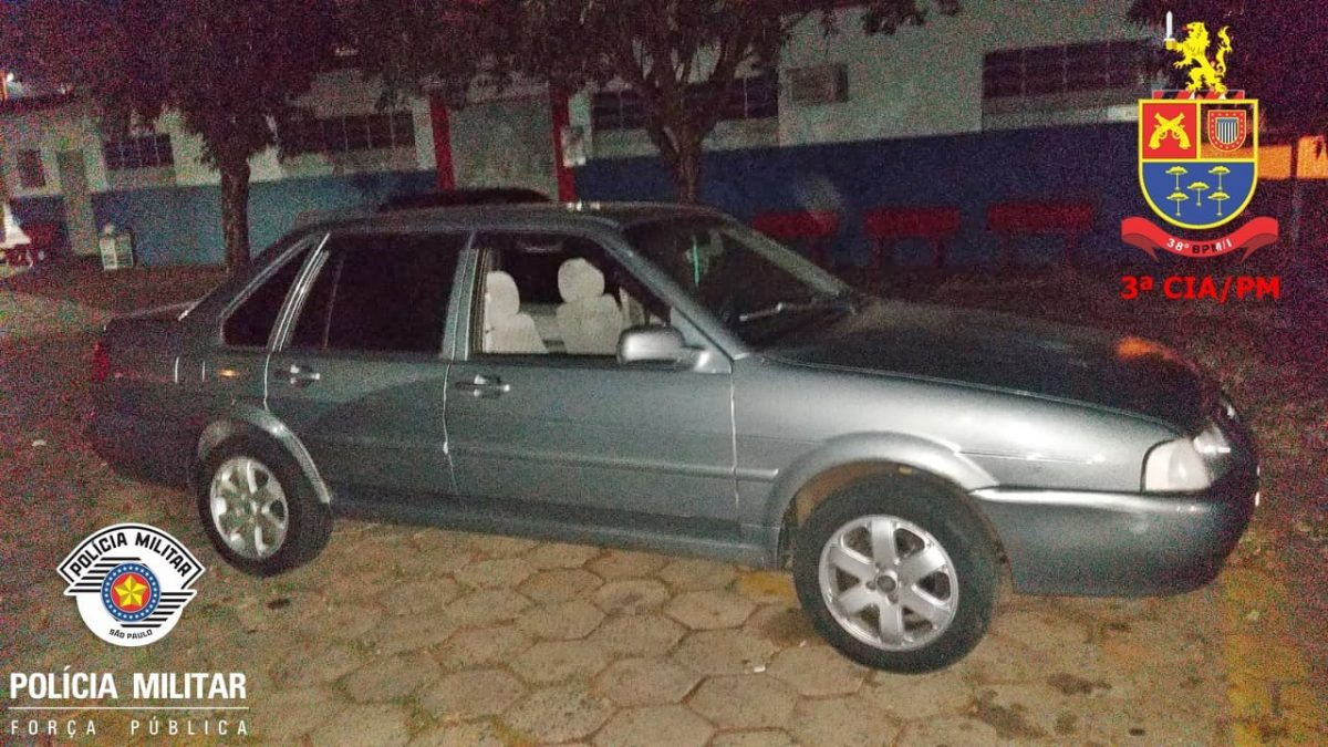 REGIÃO: Prisão em Flagrante por Furto de Veículo em Porto Ferreira