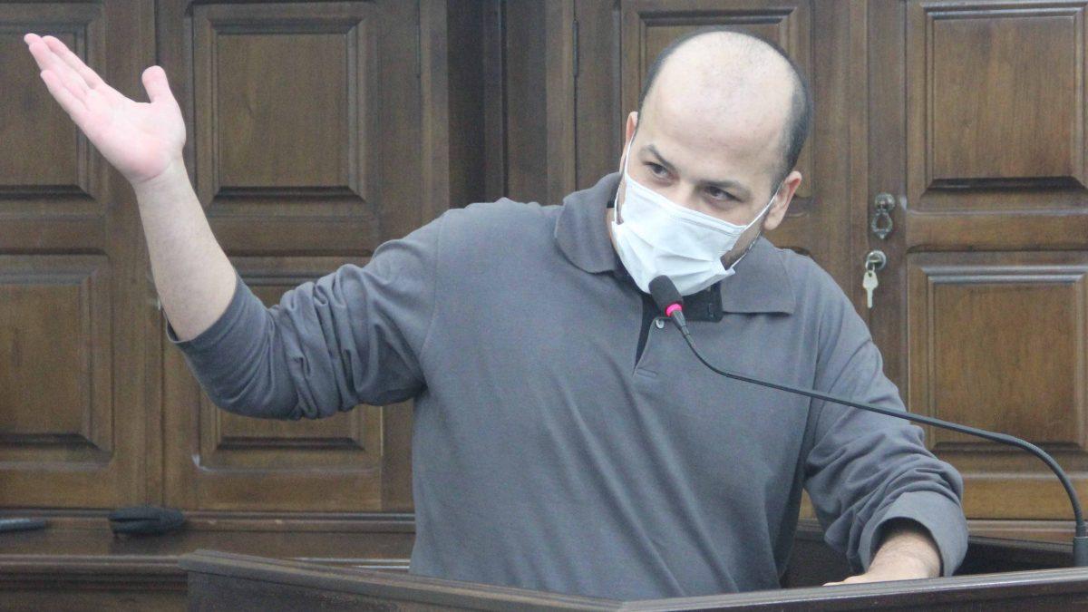 Daniel defende concurso público para contratação de controlador interno para Prefeitura