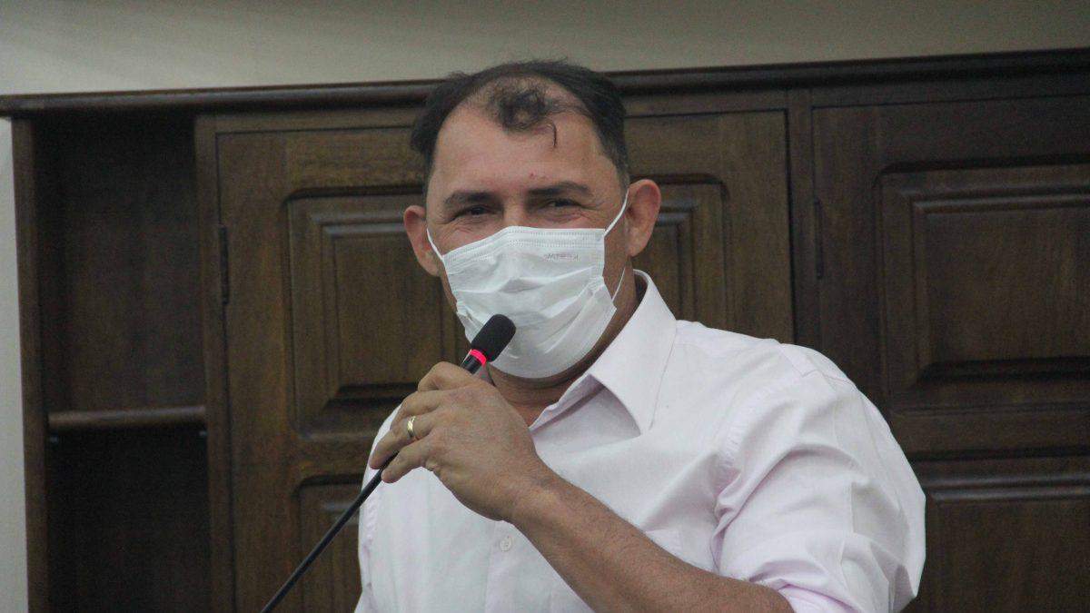 Jacaúna pede rampa de acesso na Praça da Matriz