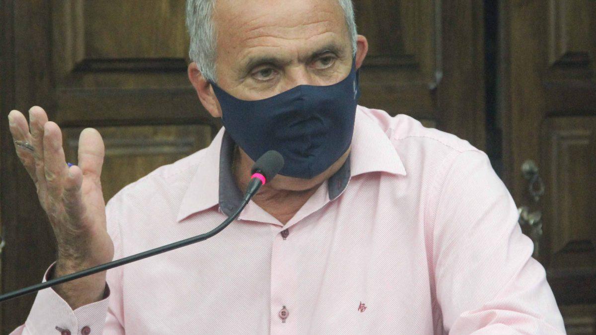 Argeu elogia Descalvado por sair à frente na possível compra de vacinas contra o coronavírus