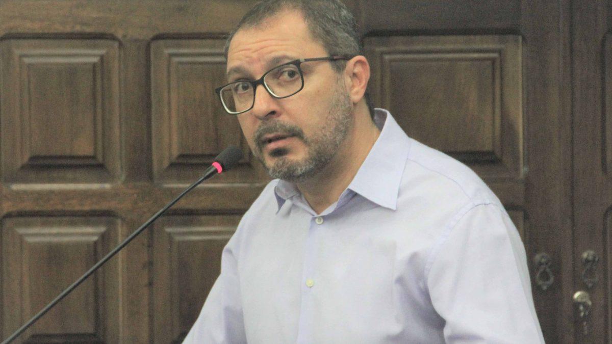 Figueiredo quer projeto para atividades na área da antiga Fepasa