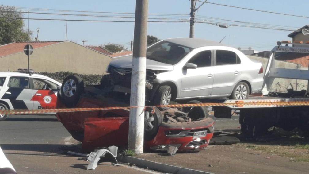 REGIÃO: Rapaz de 20 anos é assassinado a tiros e outras duas pessoas ficam feridas em Rio Claro