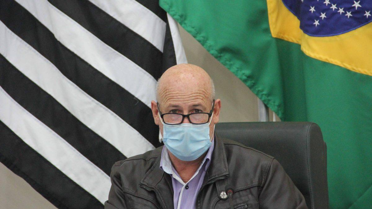 Ismael Franceschini manifesta pesar pelo falecimento do ex-prefeito Dr. Tomás Vita