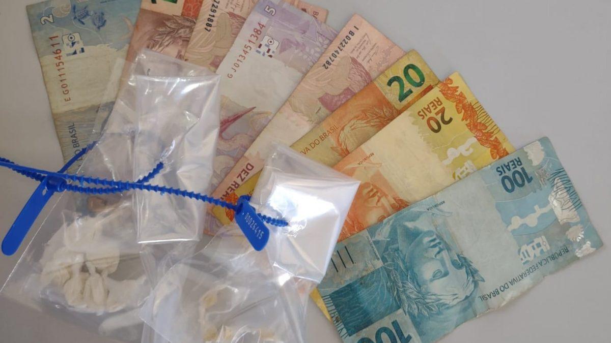 Prisão em Flagrante por Tráfico de Drogas em Descalvado