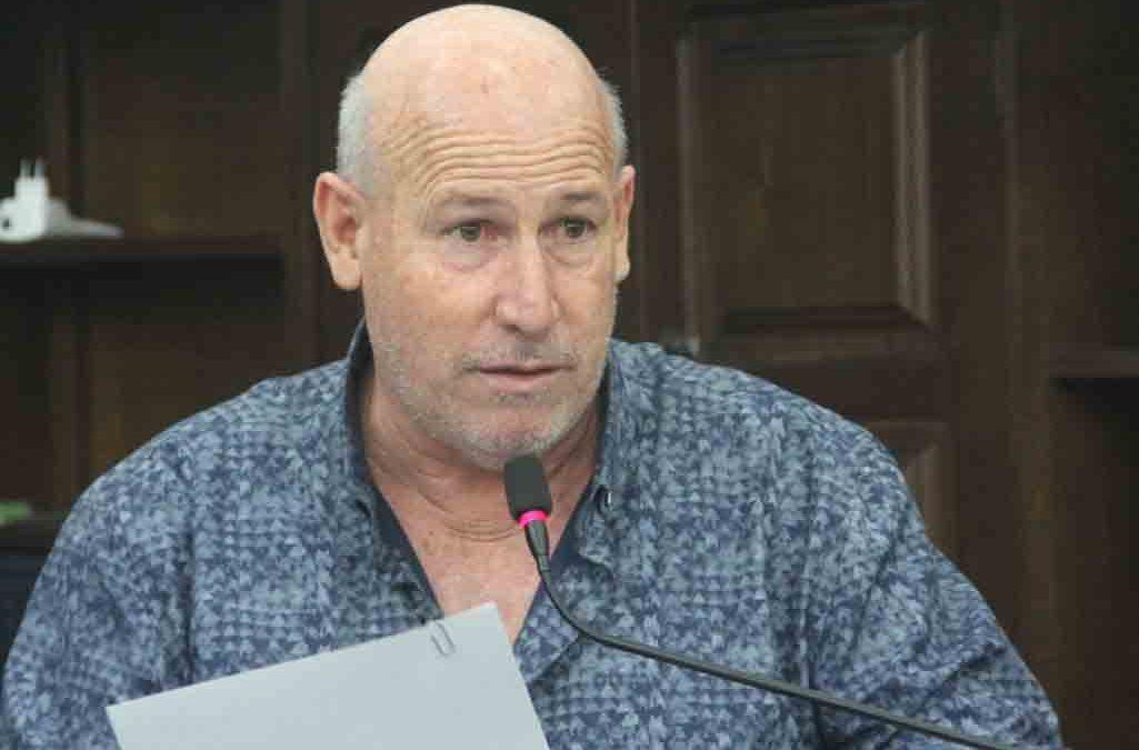 Ismael Franceschini solicita Brigada de Incêndio no município
