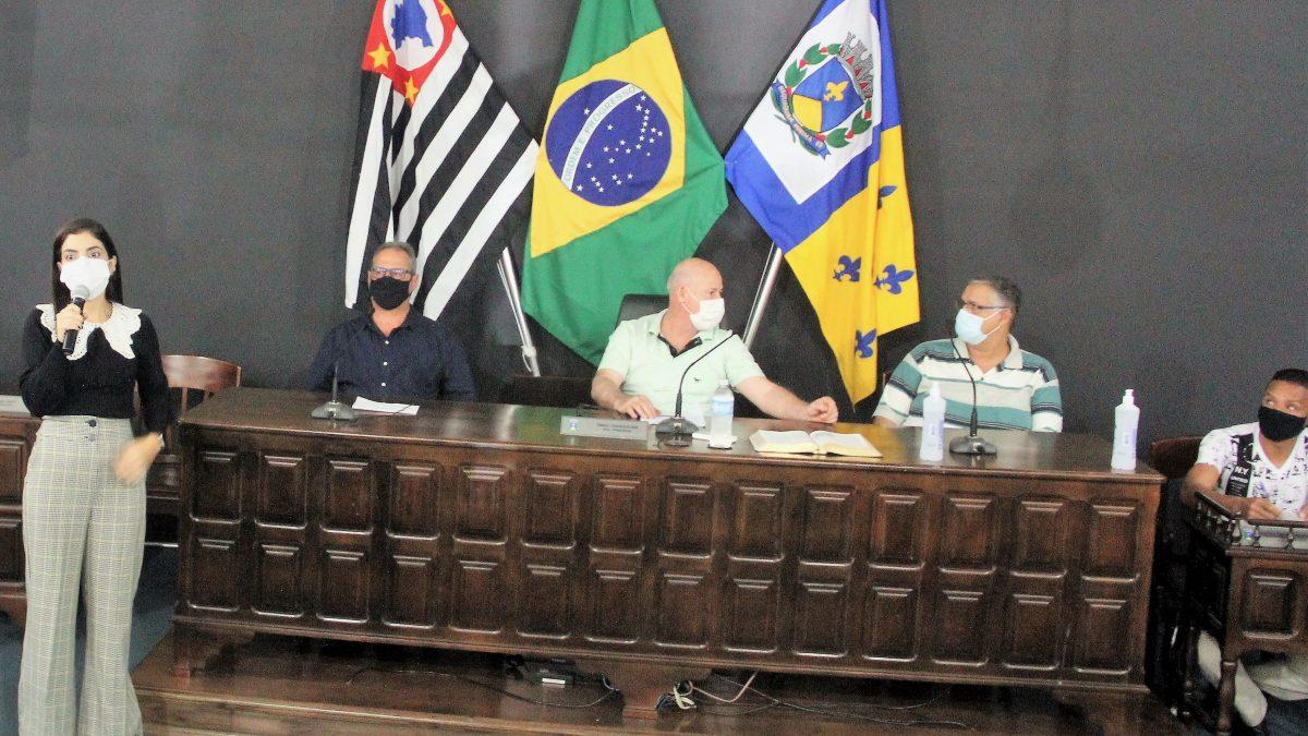 Santa Casa apresenta Plano Diretor na Câmara Municipal