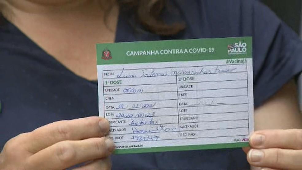 Decreto em Santa Rita do Passa Quatro começa a obrigar o comprovante vacinal em eventos
