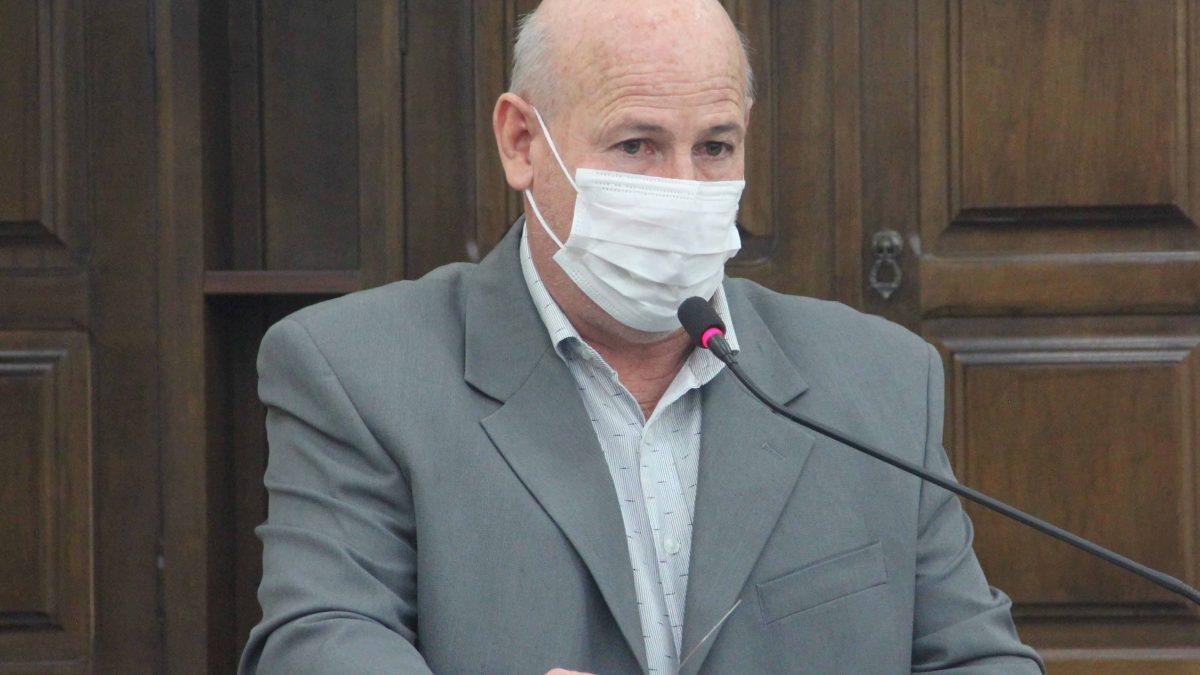 Ismael Franceschini pede melhorias para escoamento das chuvas